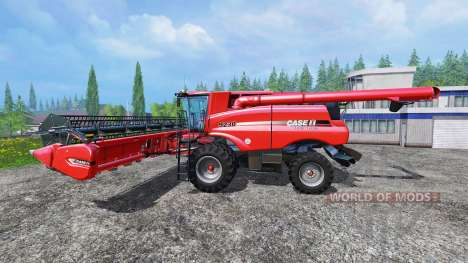 Case IH Axial Flow 9230 [twin wheels] v1.1 para Farming Simulator 2015