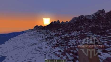 Dragon Eye Island para Minecraft