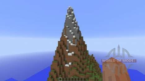 Natural Arena para Minecraft