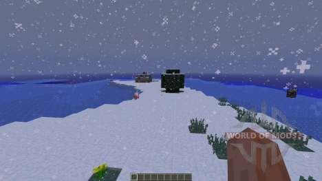 SMALL ISLAND IN HE ARCTIC OCEAN para Minecraft