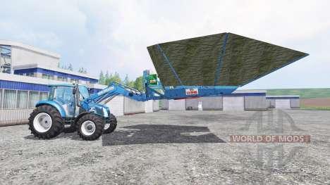 Estupina Paraguas v2.0 para Farming Simulator 2015