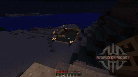 The Battle for Orwright Bunker para Minecraft