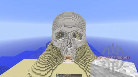 Skull Mountain Restaurant para Minecraft