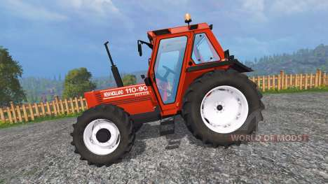New Holland 110-90 DT para Farming Simulator 2015