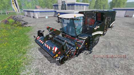Grimme Maxtron 620 [black edition] para Farming Simulator 2015