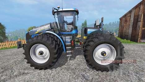 New Holland T9.560 DuelWheel v2.5 para Farming Simulator 2015