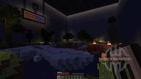 Battle Of Kingdoms Destruye el nucleo para Minecraft
