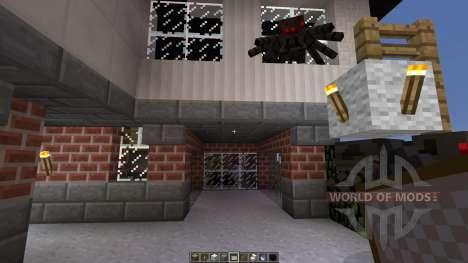 Classic house para Minecraft
