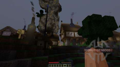 Jungle Island Nice map para Minecraft