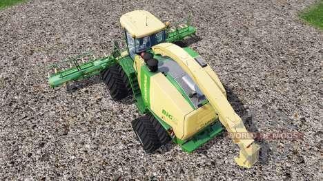Krone Big X 1100 [beast] para Farming Simulator 2015