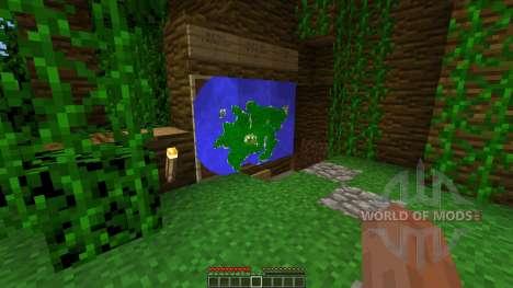 Neverland Survival para Minecraft