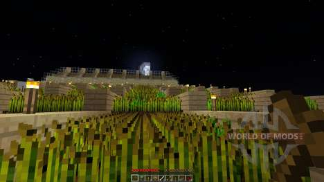 MEGA Wheat Farm 6604 SEEDS Updated para Minecraft