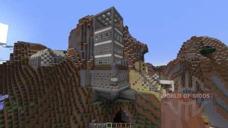 Castle Aethra para Minecraft