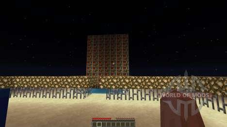 Zelda Moving Platform in Minecraft para Minecraft