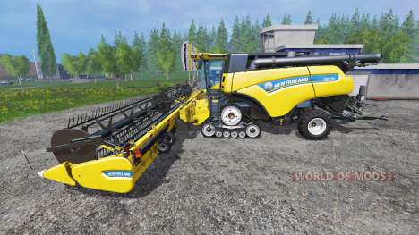 New Holland CR10.90 [harvest pack] para Farming Simulator 2015