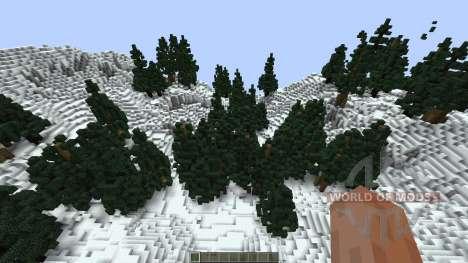 The Ridge para Minecraft