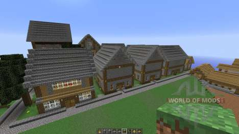City Build para Minecraft