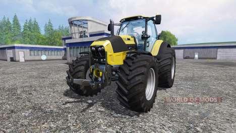 Deutz-Fahr Agrotron 7250 FL [edit] para Farming Simulator 2015