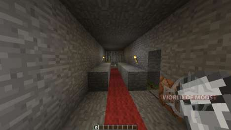 Ore Masters Haunted House of Horror para Minecraft