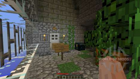 Aventura 3.0 Adventure Map para Minecraft