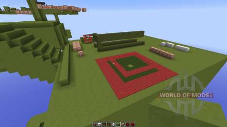 The Green Anti-Chamber Inspired para Minecraft