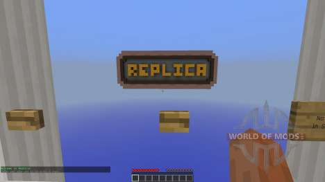 Replica How fast can you copy a picture para Minecraft