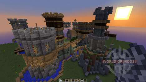 Old Castle para Minecraft