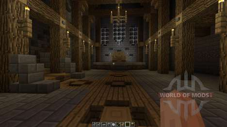 Havenlyn Castle para Minecraft