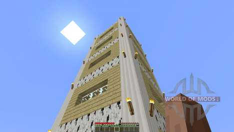 The Lay of the Land para Minecraft