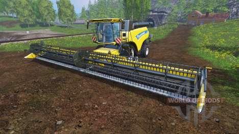 New Holland CR10.90 v1.1 para Farming Simulator 2015