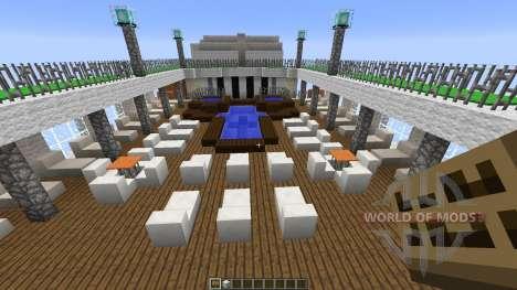 Cruise Ship Silver Cloud para Minecraft