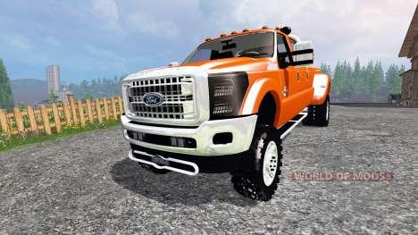 Ford F-450 v0.92 para Farming Simulator 2015