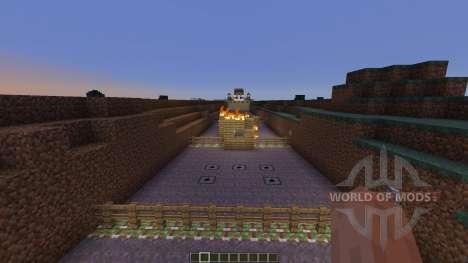 Castle Crashers para Minecraft