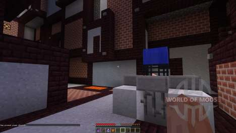 The Police And Thieves Game para Minecraft