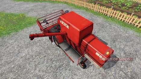 Fahr M66 para Farming Simulator 2015