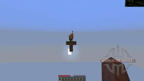 Sky Lands V1 para Minecraft