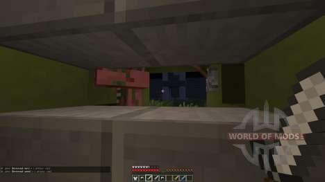 UNSC Halo para Minecraft