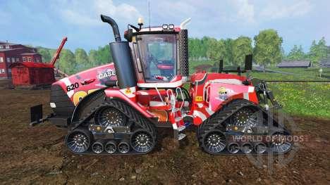 Case IH Quadtrac 620 [cars] para Farming Simulator 2015