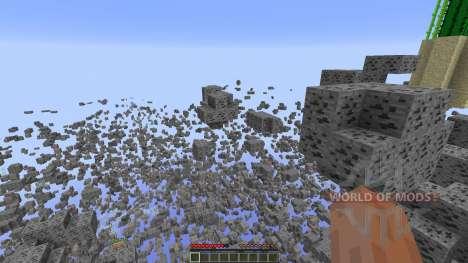 Ore Island Survival para Minecraft