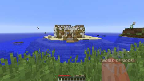 Goldys Starter Home para Minecraft