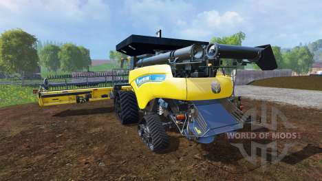 New Holland CR10.90 [ATI] quadtrac para Farming Simulator 2015