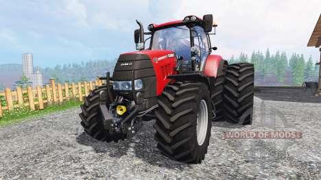 Case IH Puma CVX 165 FL v1.4 para Farming Simulator 2015
