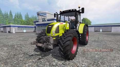 CLAAS Arion 640 para Farming Simulator 2015