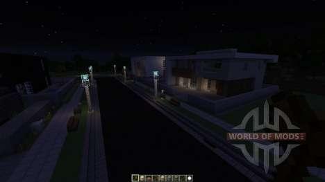 Siop Contemporary house para Minecraft
