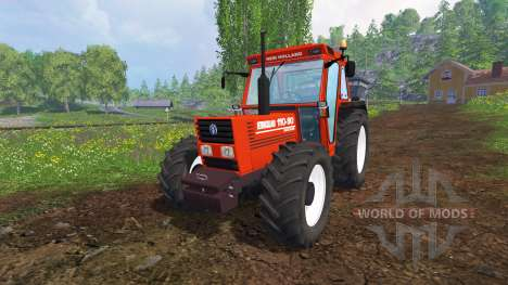 New Holland 110-90 DT v2.0 para Farming Simulator 2015