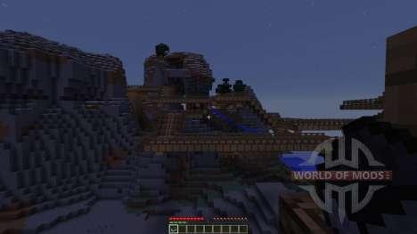 Back Breaker 69 para Minecraft