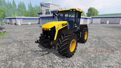 JCB 4000 Fastrac para Farming Simulator 2015