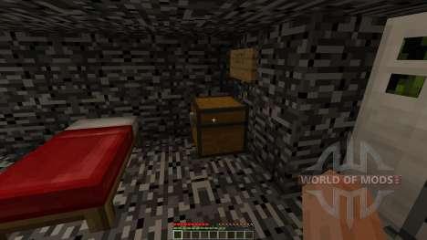Left 4 Dead para Minecraft