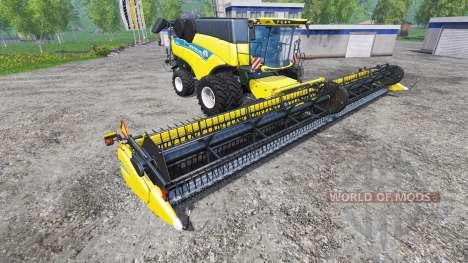 New Holland CR10.90 [multifruit] para Farming Simulator 2015