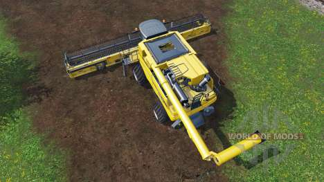 Case IH Axial Flow 9230 v1.4 para Farming Simulator 2015